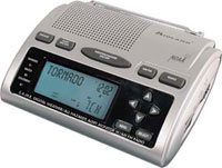 Midland WR300 NOAA Weather Radio